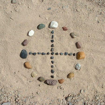 4 shields stones